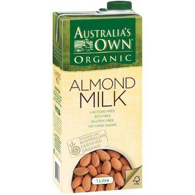Milk Soy Unsweetened Malt Free Organic