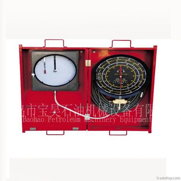 Mud pump pressure gauge, sensor, etc