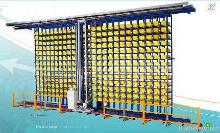 Automatic storage racks