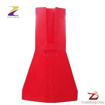 2012 TOP Sale Rotational Durabl Water barrier mould with PE