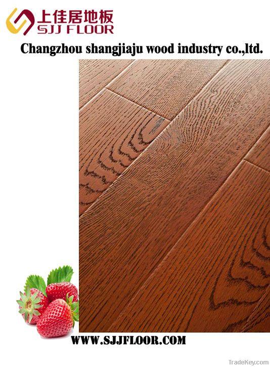 8mm/12mmLaminate flooring (sgs)embossment