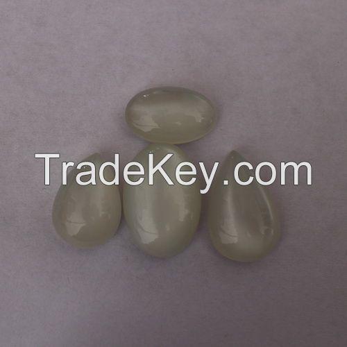Hetian jade gemstone