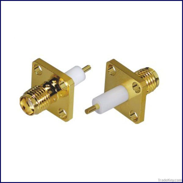 Twinlink sma female connector