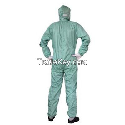 Safety Protective Clothing Nonwoven Disposable Microporous Coverall