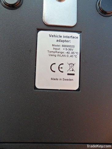 Volvo Premium Tech Tool 1.12 / Volvo VCADS 2.40 diagnostic tool for Vo