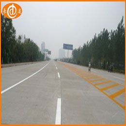 MMA Two-Component Concrete Pavement Marking material (MMA Cold Plastic)
