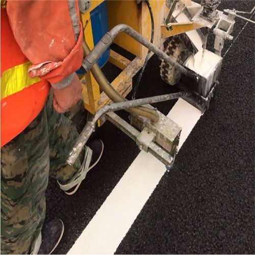 MMA Two-Component High-light Pavement Marking material (MMA Cold Plastic)