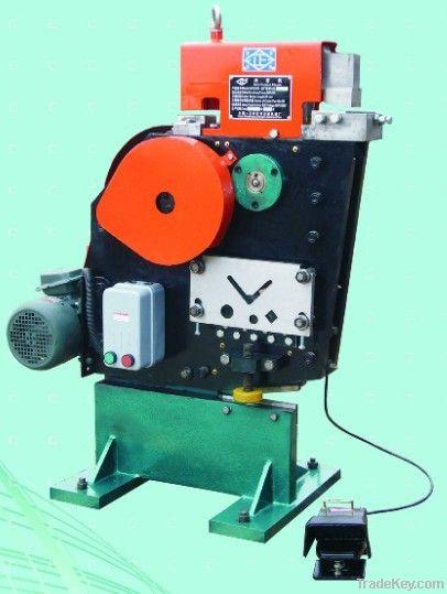 QA32-8B Punching and shearing machine