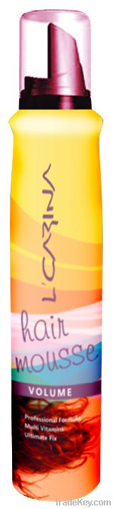 L'carina Hair Mousse