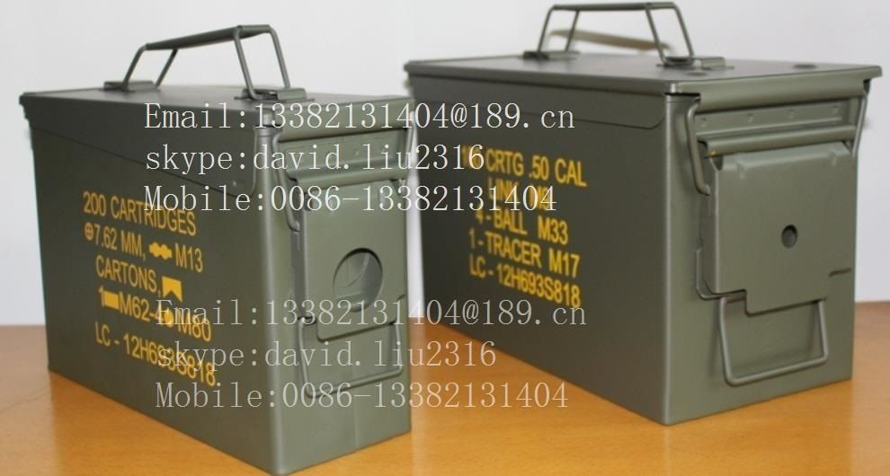 50CAL AMMO CAN