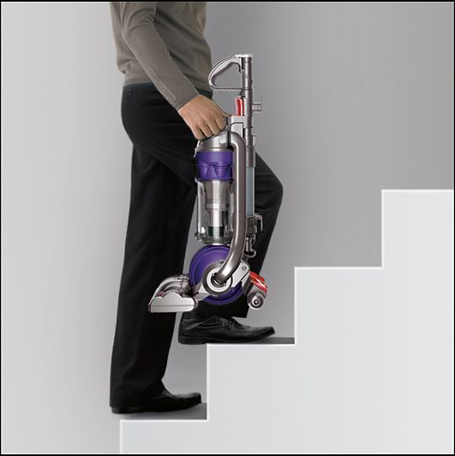 Dyson DC24 All Floors - Vacuum cleaner - upright - bagless