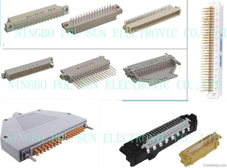 Rectangular connector minature electric rectangular connectors