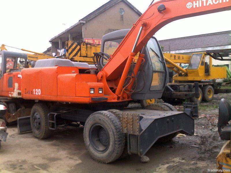 used machine excavator Hitachi