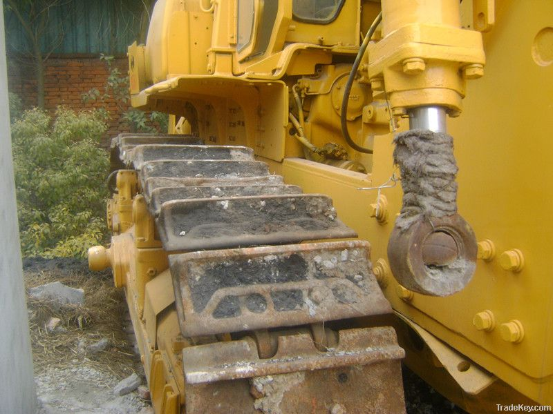 used machine komatsu bulldozer