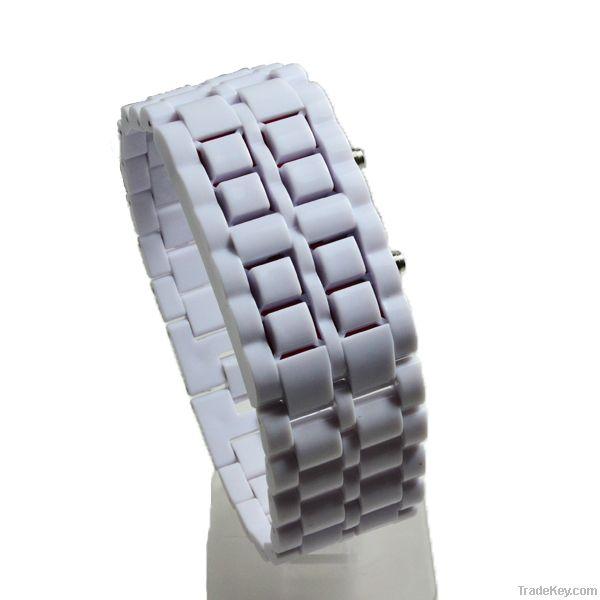 GS-WZ1515 Led Fashion Watch men and women digital watch