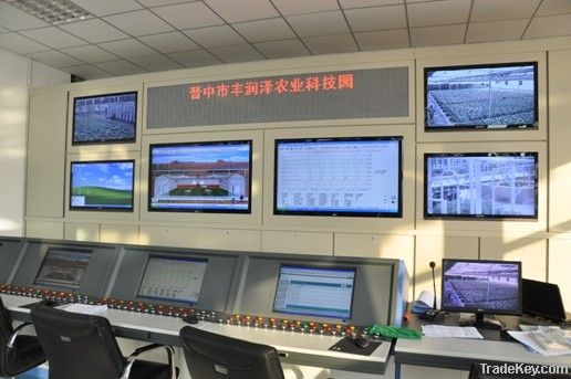 Computerized Auto Controlling System