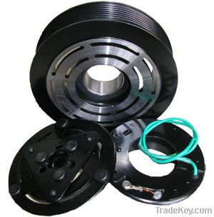 he automobile air conditioner electromagnetic clutch