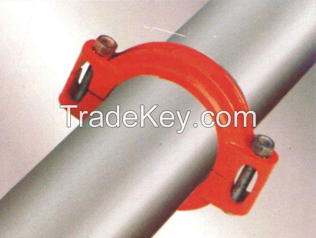 Alvenius Shouldered End Galvanized Steel Pipe