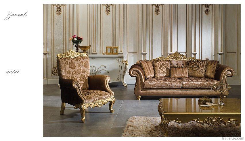 Classic Sofa Zevkar