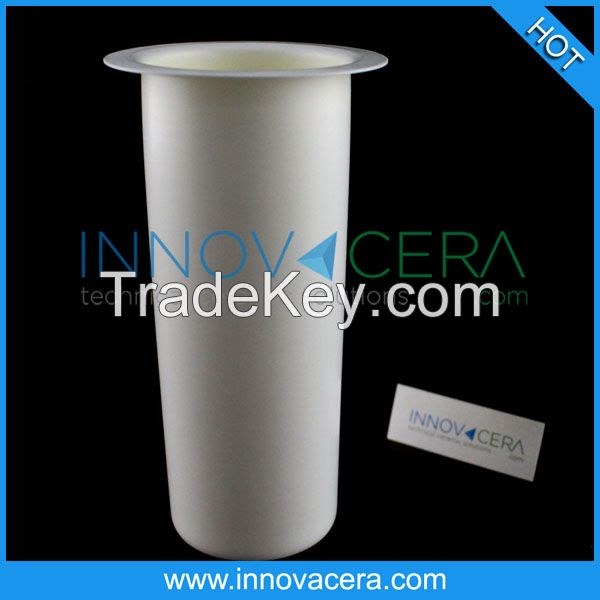 Non-Porous Compound Ceramic  PBN Crucible  For Metallurgical Industry/Innovacera