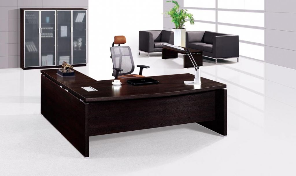 2014 Executive desk Italy design for Exhibition fair