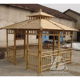Bamboo Gazebo tiki bar