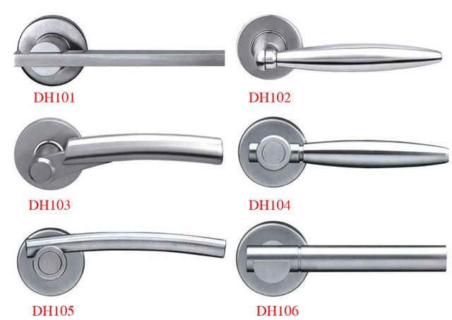 Door handle hotel,home or office