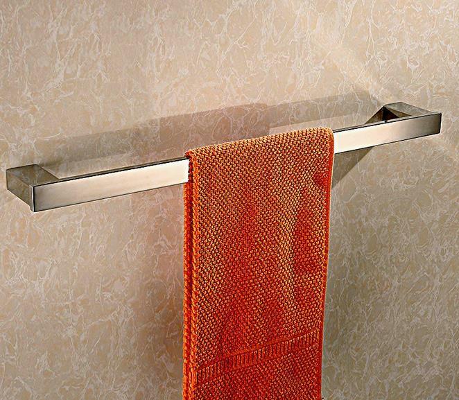 Modern bathroom design SUS 304 towel racks