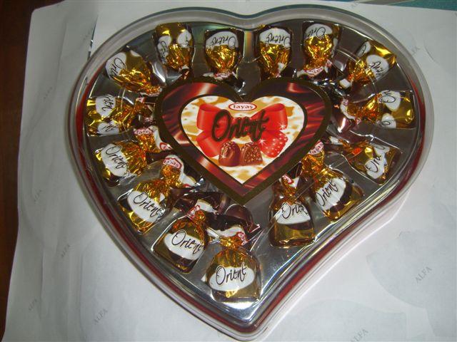 ORIENT TRUFFLE CHOCOLATE