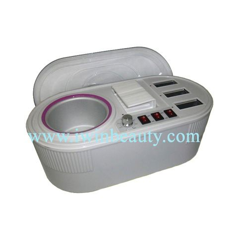 Hair removal heater