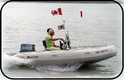 Saturn Inflatable boats