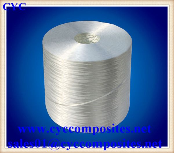 E-glass Assembled Roving for Thermoplastics-PP roving