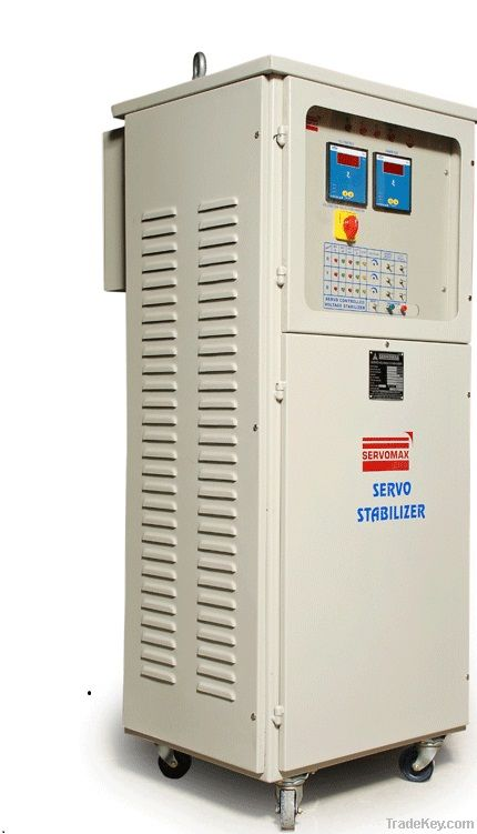 Micro Controller Based Servo Stabilizer