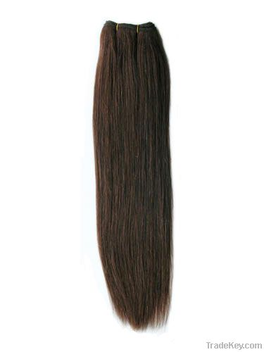 100% Natural, Indian, Brazilian, Malaysia Remy Hair Extension Human