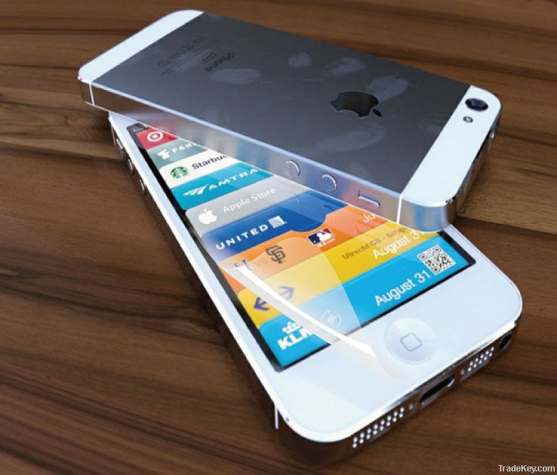 A+ quality for iphone5 screen protector in great demand