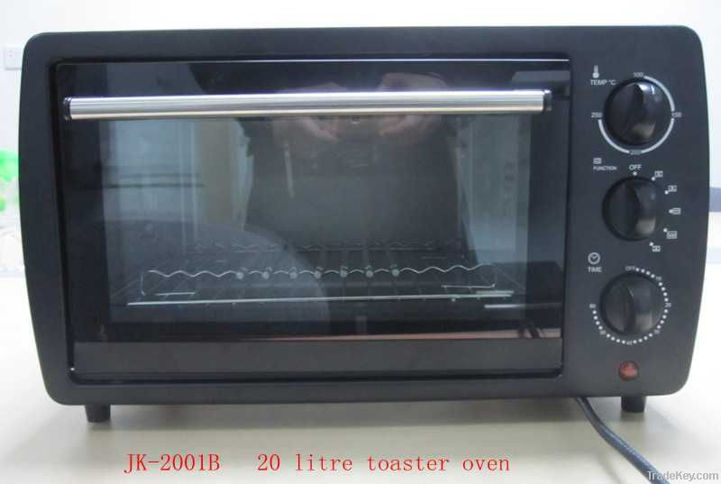 Toaster oven 9 litre, 20 litre