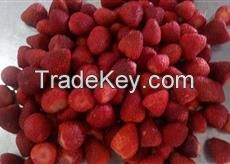Fresh/pure/delicious red IQF Strawberry
