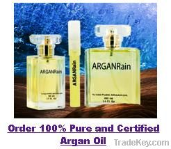 Argan Rain Pure Organic Argan Oil