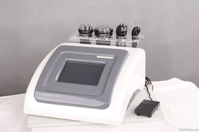 IHRU+6 Multipolar RF Cavitation Slimming Machine