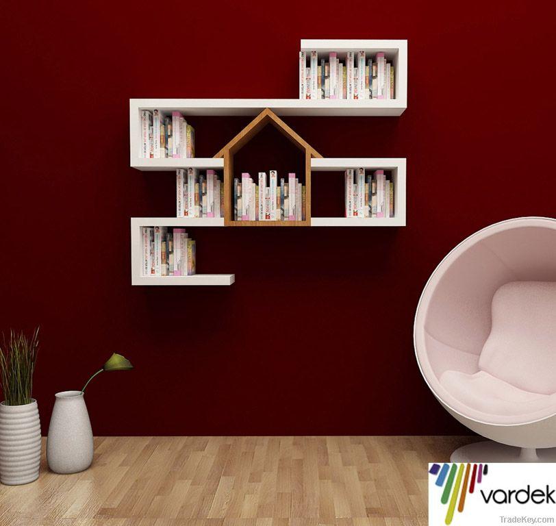 Vardek Wall Bookcases