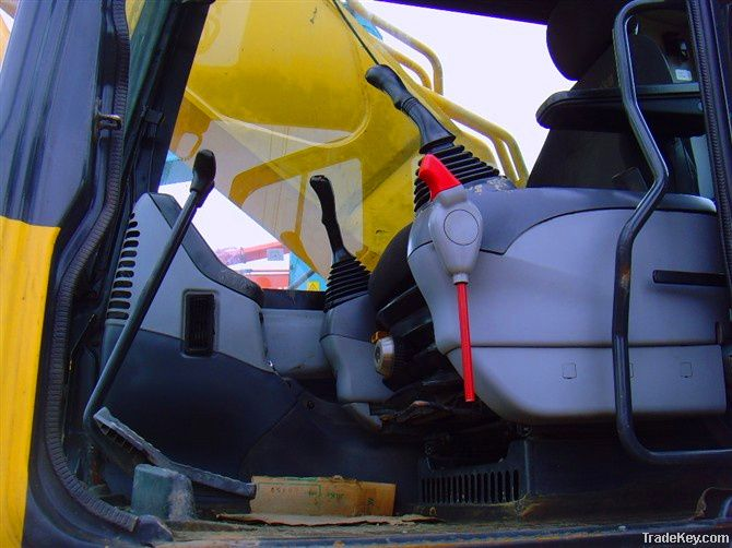 used komatsu pc450-7excavator