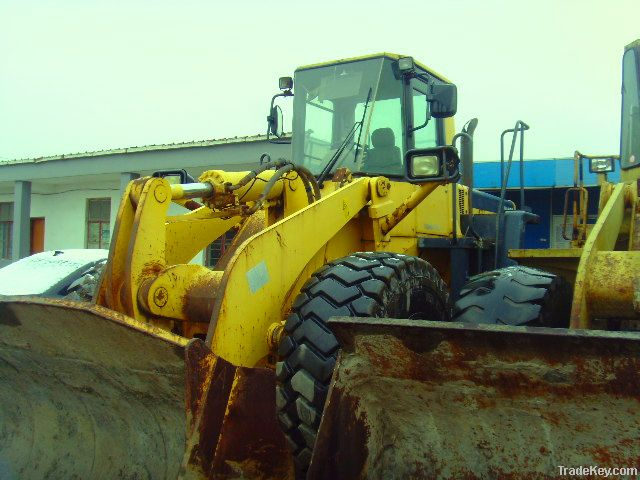 Used wheel loader Komatsu WA420-3