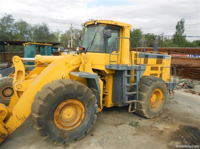 Used wheel loader Komatsu WA600-3