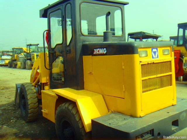Used wheel loader XCMG YZC16