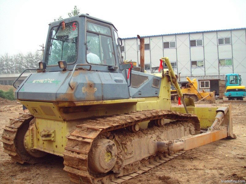 Used Komatsu D60P  Bulldozer