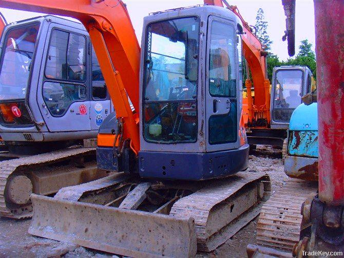 sell used Hitachi ZX55UR Excavator