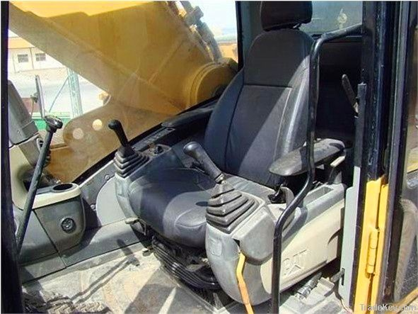 sell used CAT 345C excavator