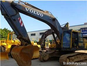 sell used Volvo EC290BLC excavator