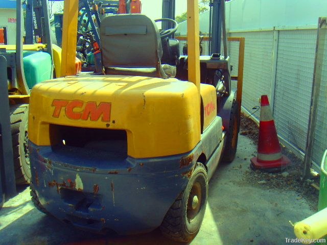 Used TCM 2.5t Forklift