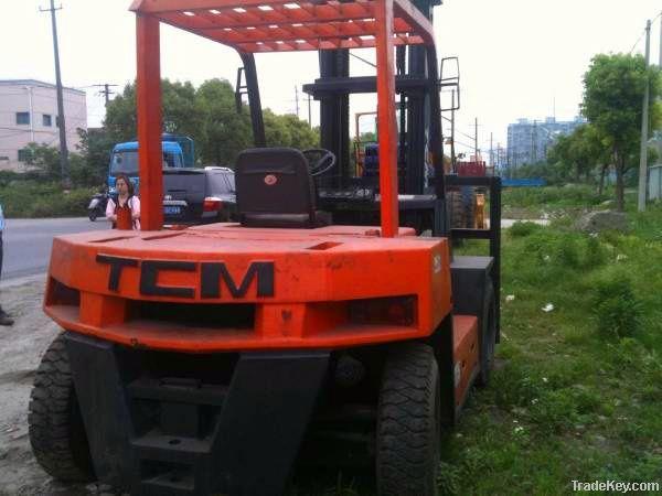 Used TCM FD70 Forklift